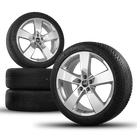 Audi 20 inch rims A6 S6 4K C8 winter tires winter wheels complete winter wheels