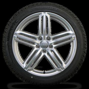 Audi 19 Zoll Felgen RSQ3 Q3 8U Segment Alufelgen Winterreifen Winterräder NEU – Bild 2