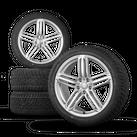 Audi 19 Inch Rims RSQ3 Q3 8U Segment Aluminum Rims Winter Tires Winter Wheels