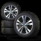 Mercedes 18 Zoll Winterräder Felgen V-Klasse Vito W447 Winterreifen A4474010501