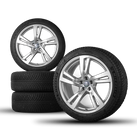 Audi 20 inch rims A7 S7 4K C8 winter tires winter wheels complete winter wheels