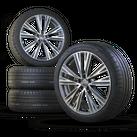 Audi 20 inch rims A6 S6 4K C8 alloy rims summer tires summer wheels 4K0601025J