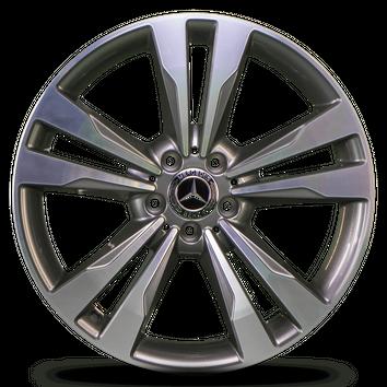 Mercedes 19 inch rims S-Class W222 W217 A2224011302 A2224011402 Aluminum rims – Bild 6