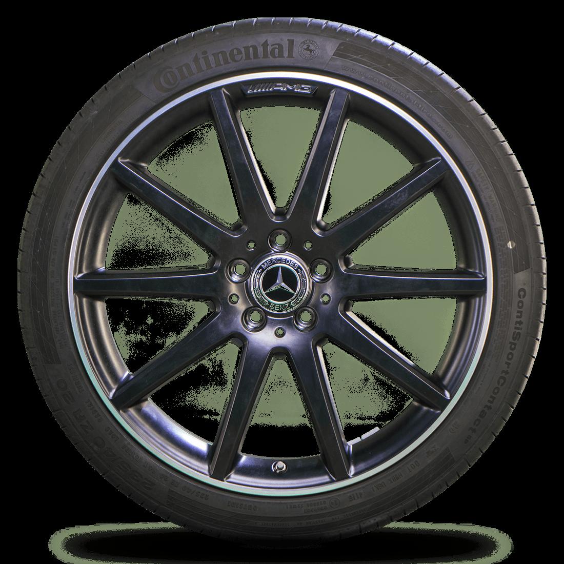 Mercedes Benz Rims >> Amg 20 Inch Aluminum Rims Mercedes Benz Gla 45 X156 Rims Summer Wheels Summer