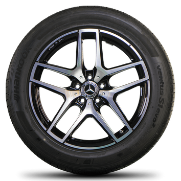 AMG 19 Inch Mercedes Benz Rims GLC C253 Coupe GLC43 Alloy Wheel Rims Summer – Bild 2