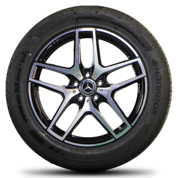 AMG 19 Inch Mercedes Benz Rims GLC C253 Coupe GLC43 Alloy Wheel Rims Summer – Bild 5