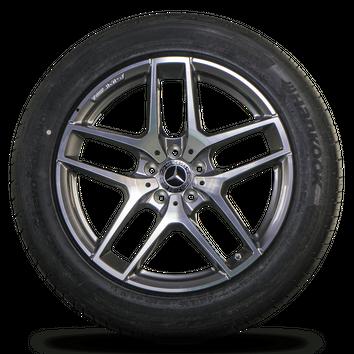 AMG 19 inch Mercedes wheels GLC W253 C253 Coupe GLC43 alloy wheels summer wheels – Bild 3