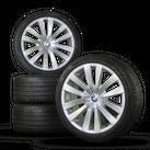 BMW 20 inch aluminum rims 5er GT F07 7er F01 F02 F04 rims Styling 253 summer