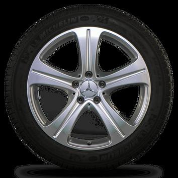Mercedes 18 inch E-Class W213 C238 Winter Wheels Winter Complete Wheels Winter – Bild 3