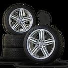 Audi 19 Zoll Felgen Q3 RSQ3 RS Q3 8U Segment Alufelgen Winterreifen Winterräder