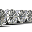 BMW 18 inch rims 5er G30 G31 6er GT32 7er G11 G12 8er G14 G15 G16 642 NEW