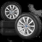 BMW 18 Zoll Felgen 6er GT32 7er G11 G12 Winterreifen Winterräder Styling 642 NEU