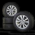 VW Touareg 7P 18 Zoll Winterreifen Alufelgen Felgen Winterräder Karakum R-Line