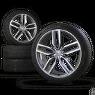 Audi Q5 SQ5 8R 21 Zoll Alufelgen Felgen Winterreifen Winterräder 8R0601025AM