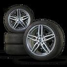 AMG Mercedes Benz 19 inch rims E-Class W213 winter tires winter wheels