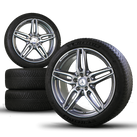 AMG 19 inch rims Mercedes E-Class W213 W238 winter tires winter wheels 5 - 6 mm
