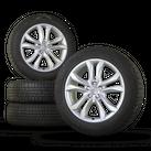 Audi 19 inch Q5 SQ5 8R aluminum rims winter tires winter wheels complete winter