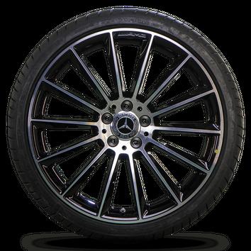 AMG 20 inch wheels Mercedes E43 E-Class W213 W238 Summer tires Summer wheels – Bild 3