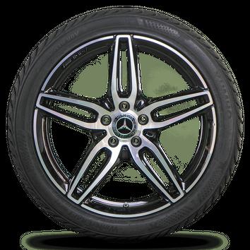 AMG 19 inch rims Mercedes E-class E43 W213 S213 winter tires winter wheels – Bild 2
