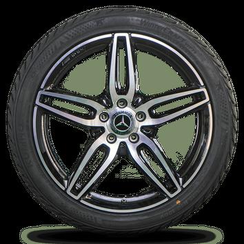 AMG 19 inch rims Mercedes E-class E43 W213 S213 winter tires winter wheels – Bild 3