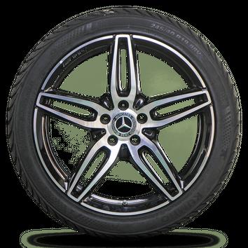 AMG 19 inch rims Mercedes E-class E43 W213 S213 winter tires winter wheels – Bild 5