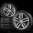 Audi 21 inch Q5 SQ5 RS 8R aluminum rim summer wheels summer tire S-Line