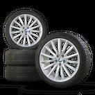 BMW 19 inch rims 5er G30 G31 styling 633 winter tires winter wheels 6 mm