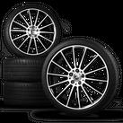 AMG 20 Zoll Mercedes E-Klasse W213 S213 C238 Alufelgen Sommerräder Sommerreifen