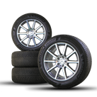 AMG 20 inch Mercedes G-Class W463 G63 Faceift winter tires winter wheels 8 mm