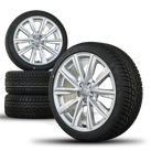Audi 17 inch rims A1 S1 8X Complete winter tires Winter tires Winter wheels NEW