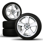 Audi A3 S3 8V 18 inch winter complete wheels winter tires winter wheels rotor 8