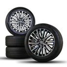 VW 18 inch T5 T6 Bus Multivan Palmerston aluminum rims summer tires