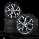Mercedes Benz 20 inch rims E-Class W213 W238 summer tires summer wheels 6 mm