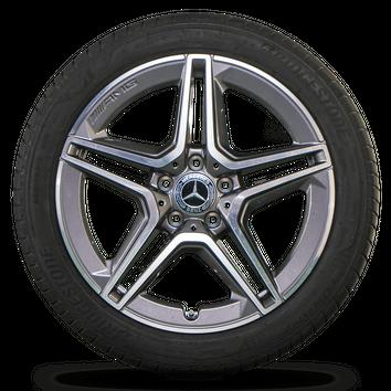 AMG 18 inch rims Mercedes Benz A-Class W177 summer tires summer wheels NEW – Bild 3