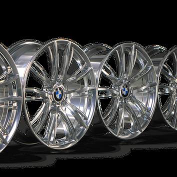 BMW 19 inch rims 1er F20 2er F22 2er F22 F23 alloy rims M624 Performance NEW – Bild 2