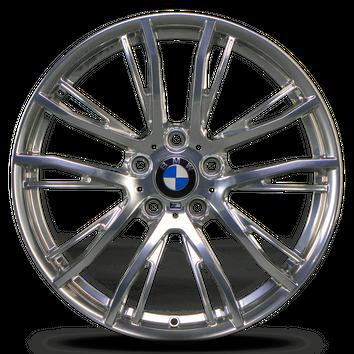 BMW 19 inch rims 1er F20 2er F22 2er F22 F23 alloy rims M624 Performance NEW – Bild 5