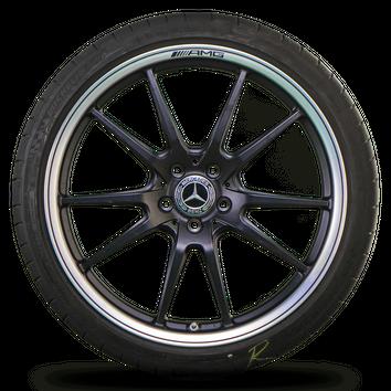 AMG 19 inch rims Mercedes C63 C205 A205 Convertible Coupe Alloy wheels summer – Bild 2