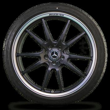AMG 19 inch rims Mercedes C63 C205 A205 Convertible Coupe Alloy wheels summer – Bild 3