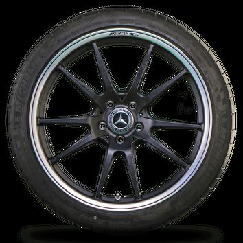 AMG 19 inch rims Mercedes C63 C205 A205 Convertible Coupe Alloy wheels summer – Bild 5