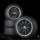 AMG 19/20 Zoll Felgen Mercedes C63 C205 A205 Cabrio Coupe Alufelgen Sommerräder