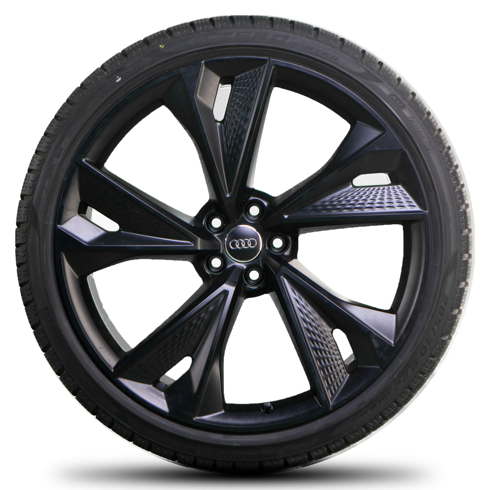22 Inch Tires >> Audi 22 Inch Rims Rs6 Rs7 4k C8 Winter Complete Wheels Winter Tires Winter