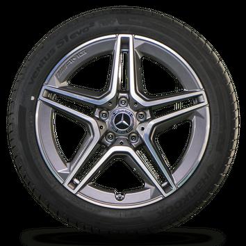 AMG 18 inch rims Mercedes A-Class W177 aluminum rims summer tires summer wheels – Bild 2