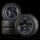 20 Zoll Felgen Mercedes G63 G65 AMG G-Klasse W463 Alufelgen Sommerreifen 6,5 mm