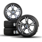 BMW 19 inch rims 3er G20 G21 aluminum rims winter tires winter wheels 793i