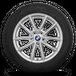 BMW 17 inch 5 series G30 G31 winter wheels rim Pirelli winter tyres Styling 9