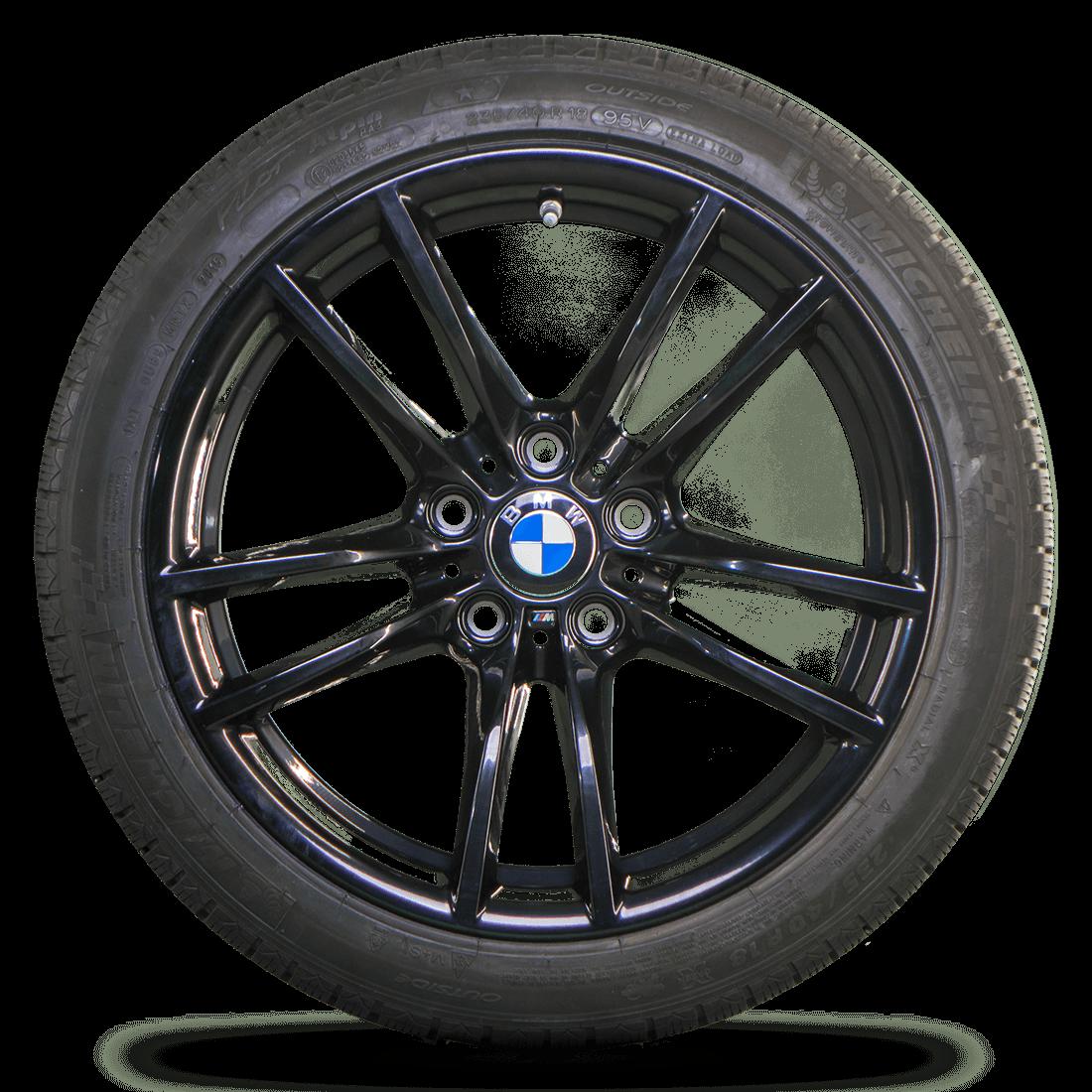 18 Inch Tires >> Bmw 18 Inch Rims Winter Wheels 2er M2 F87 M640 Winter Tires Winter Complete