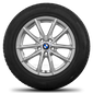 BMW 17 inch 7 series G11 G12 6 series GT G32 winter wheels rim 618 winter 10