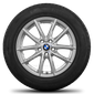 BMW 17 inch 7 series G11 G12 6 series GT G32 winter wheels rim 618 winter 7