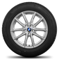 BMW 17 inch 7 series G11 G12 6 series GT G32 winter wheels rim 618 winter 9