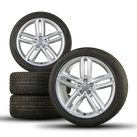 Audi 20 inch A6 4G Allroad winter complete wheels winter tires winter wheels NEW